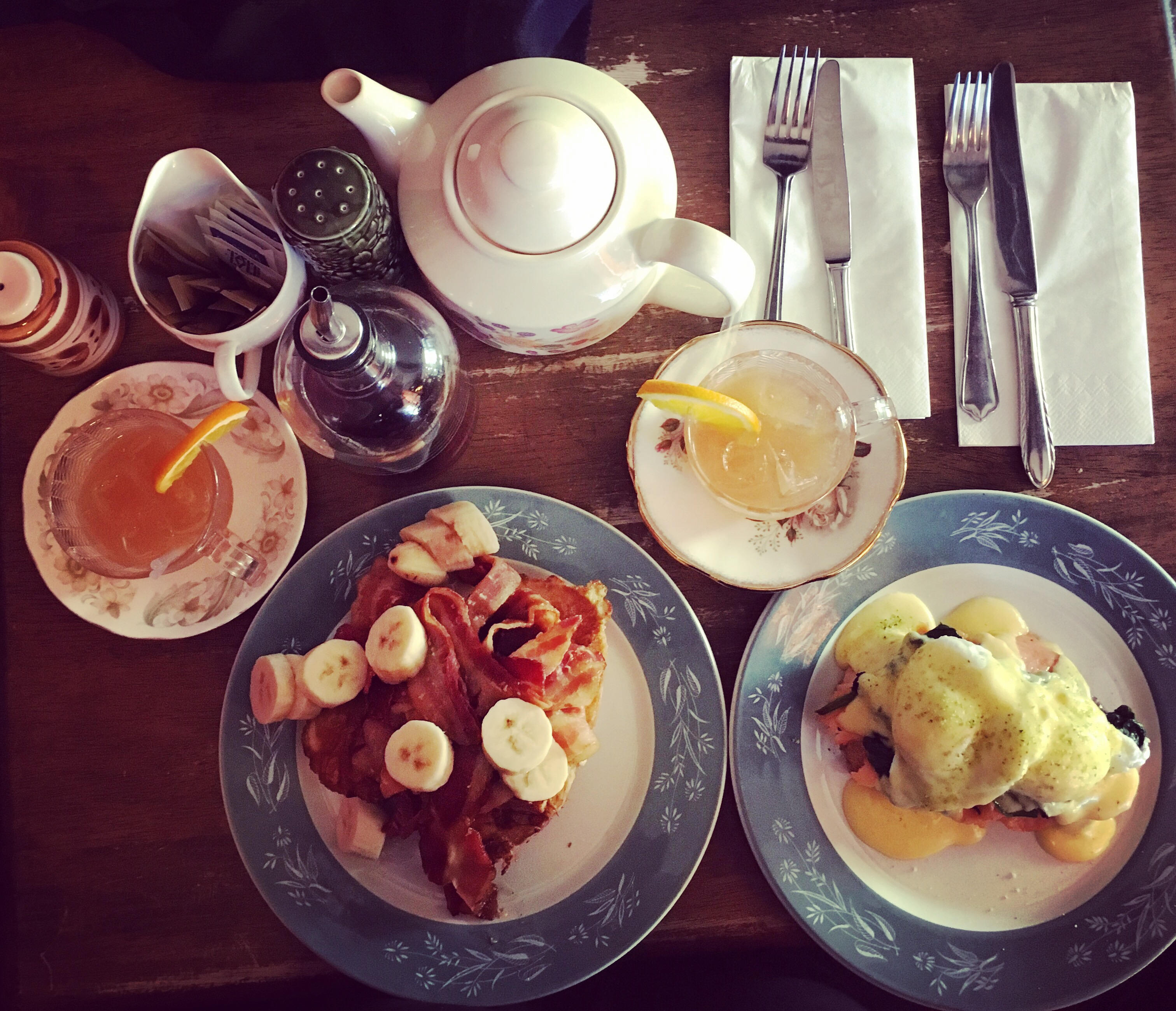 best brunch in Edinburgh