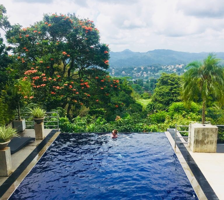 where to stay in Kandy