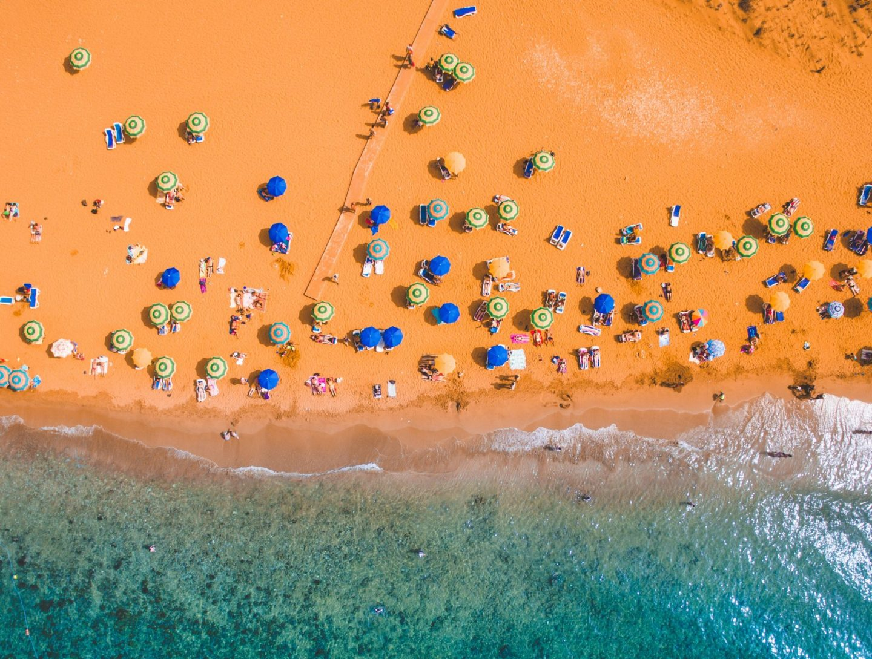 best beach in Malta