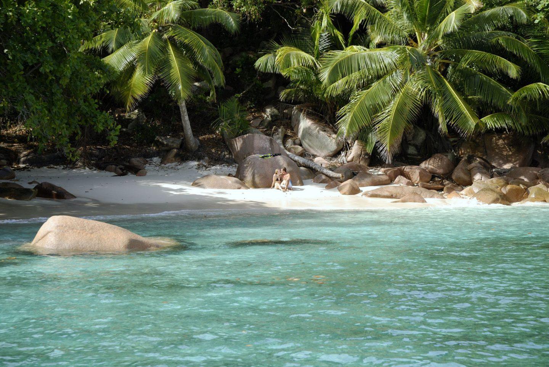 best beach in seychelles