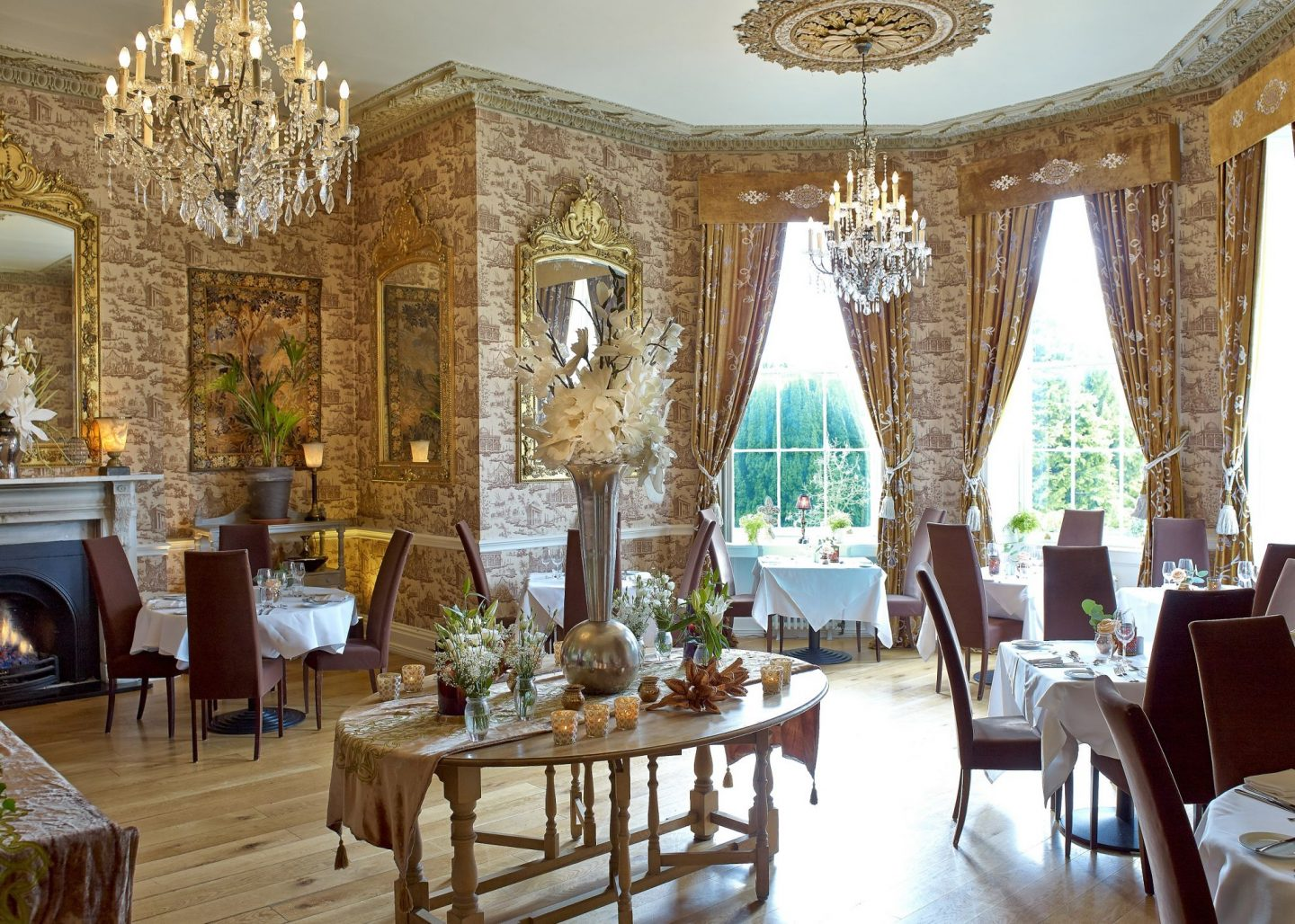 romantic hotels in Ireland