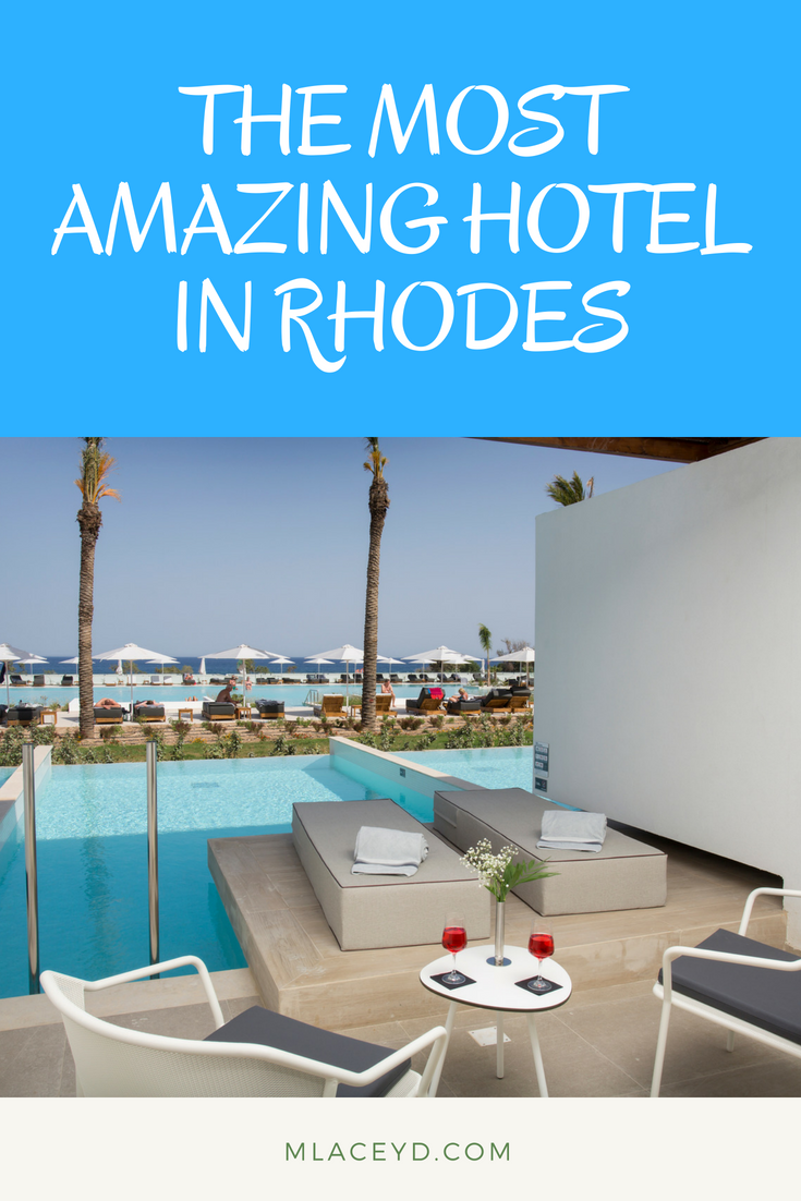 Gennadi Grand Resort Rhodes