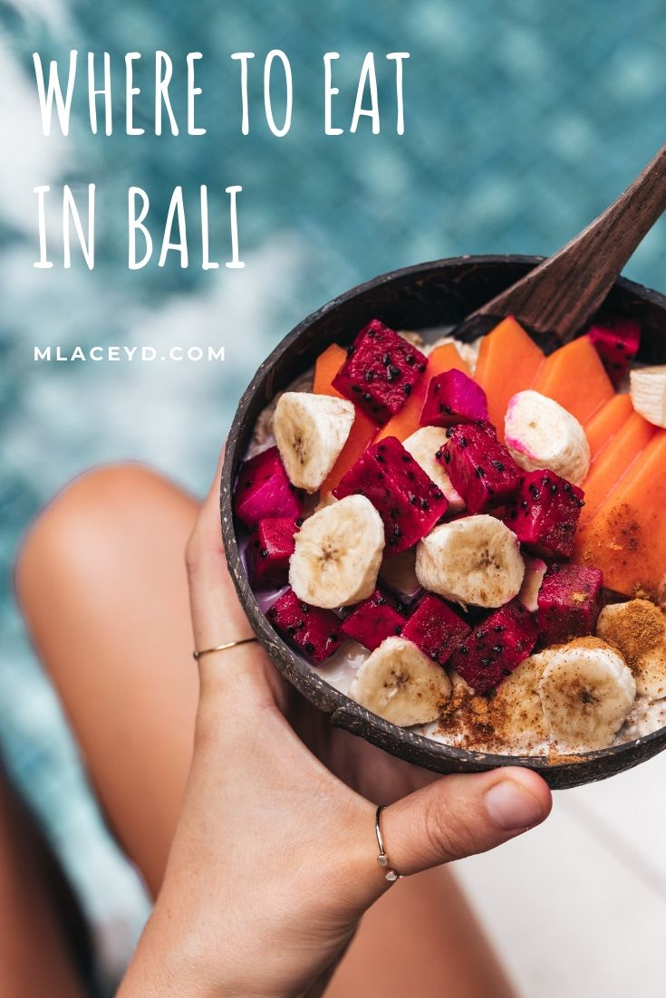 best places to eat in Bali