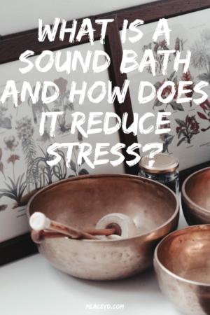 sound baths in london