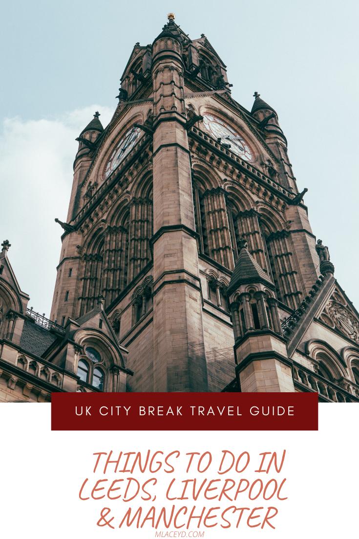 uk city breaks staycation