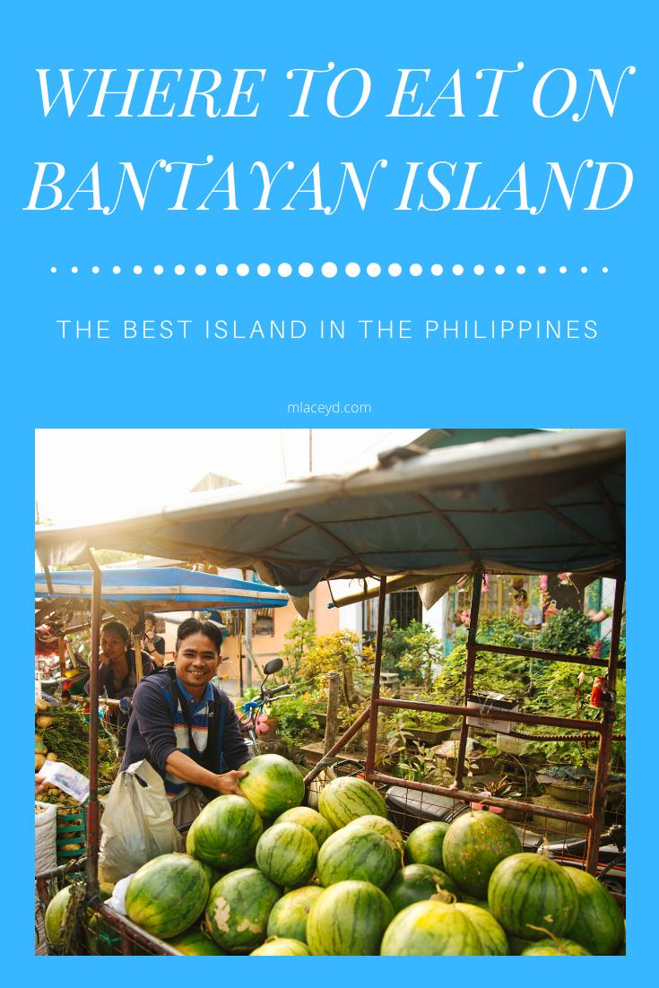 Where to eat on Bantayan Island