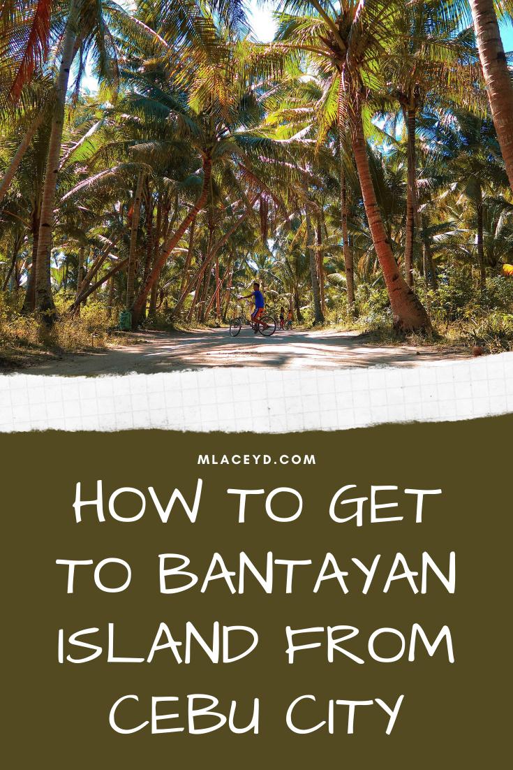 How to get to Bantayan Island from Cebu City