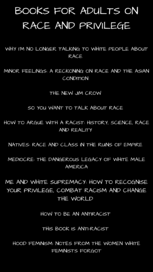 books to educate yourself on racism
