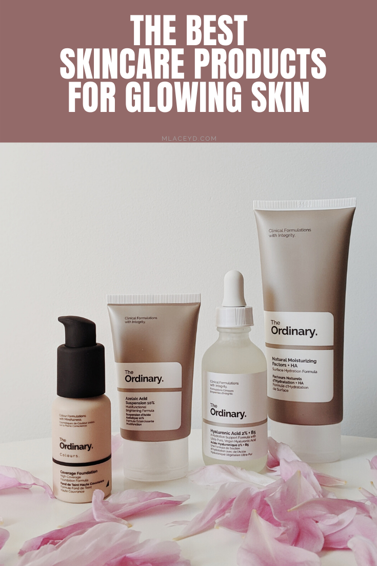 best skincare products for glowing skin
