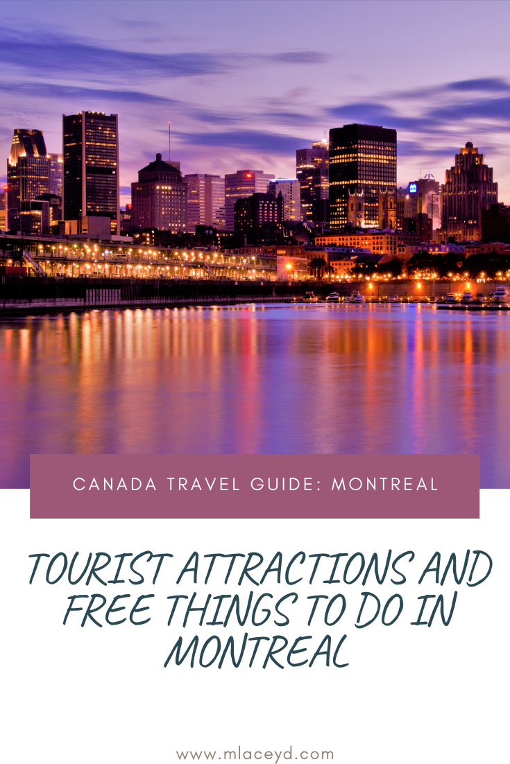 free things to do in Montreal, Canada