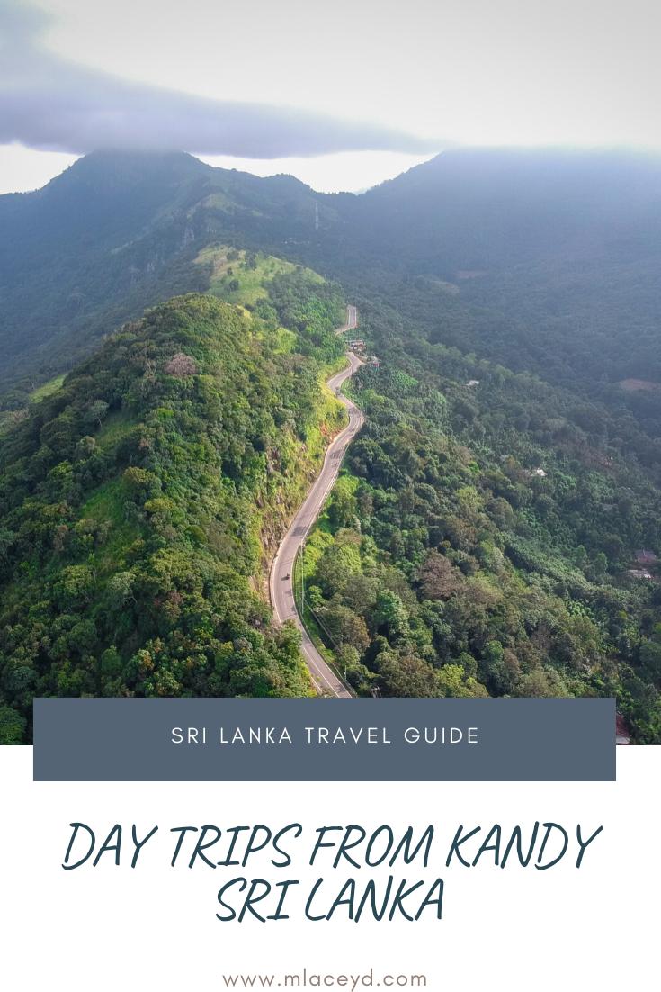day trips from Kandy, Sri Lanka
