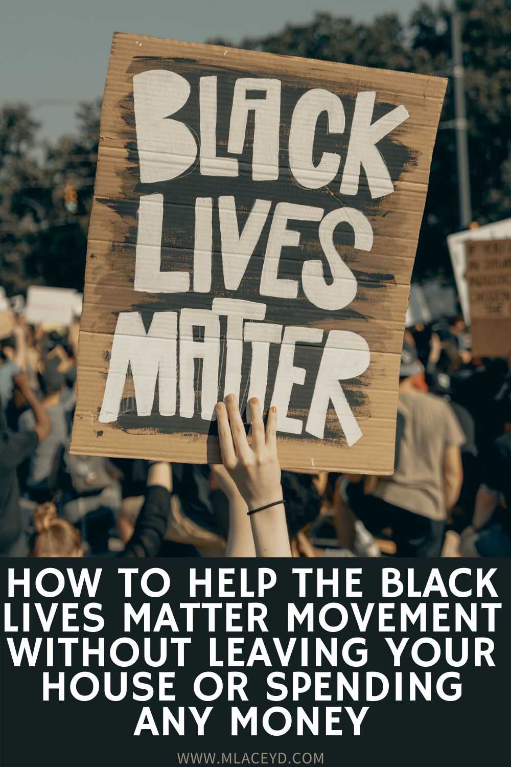 how to help black lives matter movement