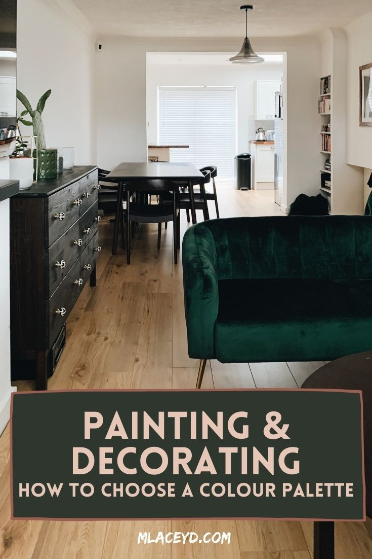 how to choose colours for decorating your home