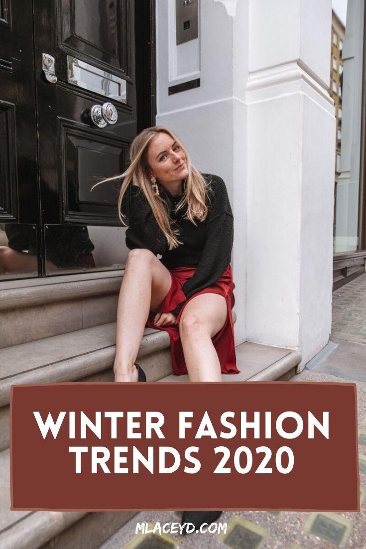 winter fashion trends 2020