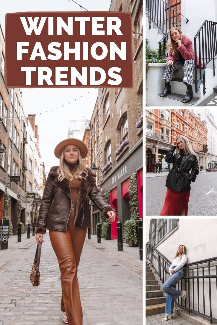 winter fashion trends and tips