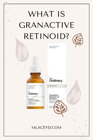 what is granactive retinoid?