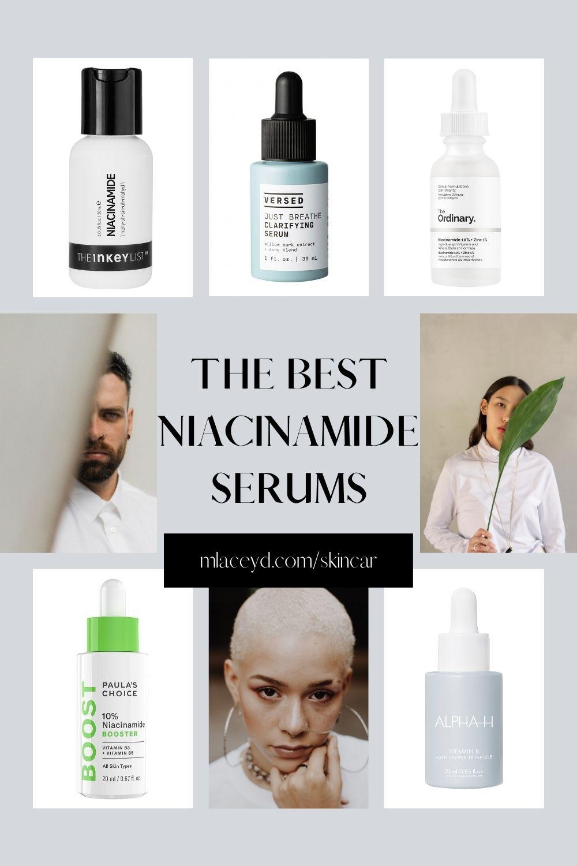 the best niacinamide serums