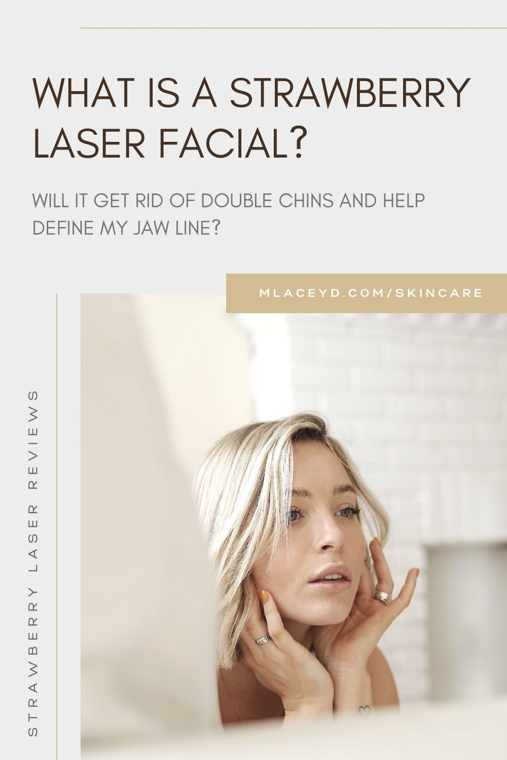 what is a strawberry laser? strawberry laser facial review
