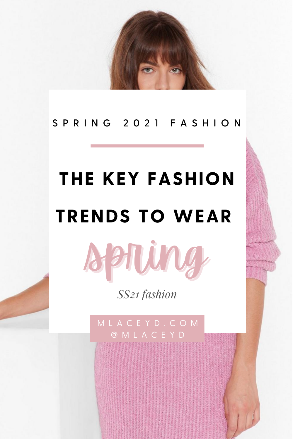 spring 2021 fashion trends (SS21)